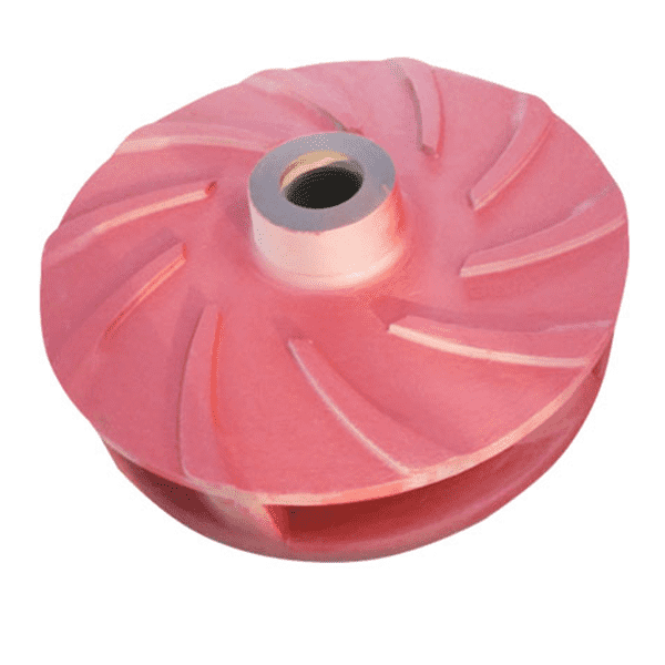 Lowest Price for Slurry Pump Distributor - OEM Impeller – Winclan