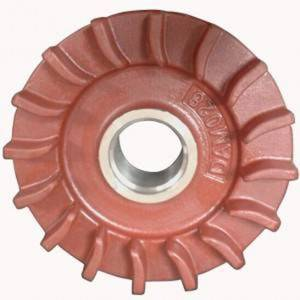 China wholesale 4 Inch Pump Hose - Slurry pump Impeller 147-P30 – Winclan