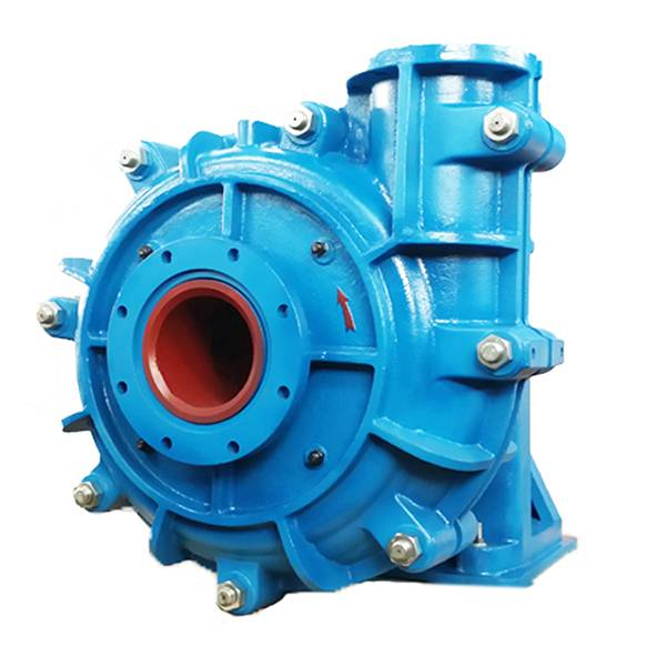 High definition Hh Slurry Pump - YH High Head Slurry Pump – Winclan