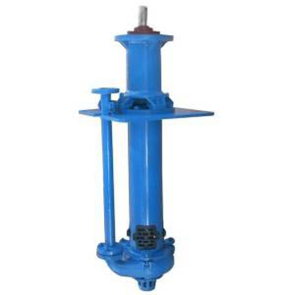 China OEM Slurry Mud Pump - GPS vertical sump pump – Winclan