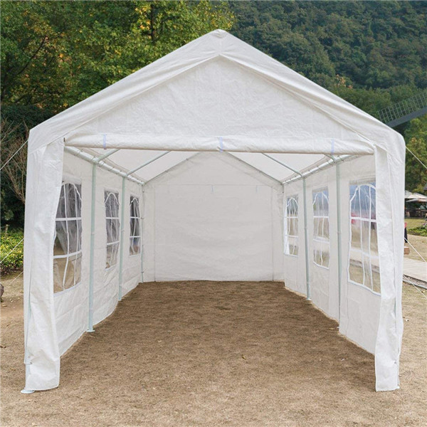 PriceList for Car Storage Tent - Outdoor Car Ports And Shelters 3x6m With Sidewalls – WINSOM