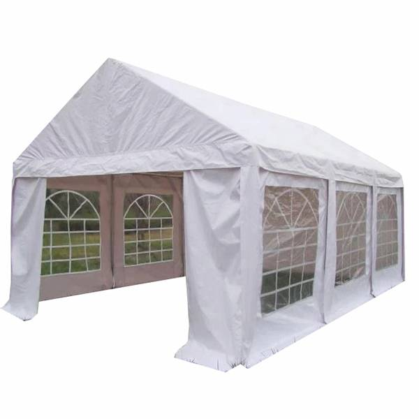 China OEM Steel frame tent - Budget PE Party Tent 3x6m  – WINSOM