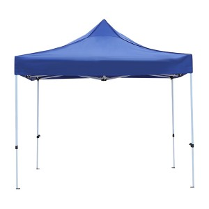 Factory wholesale Folding Shelter - High Quality Commercial Folding Tent 10′x10′ – WINSOM