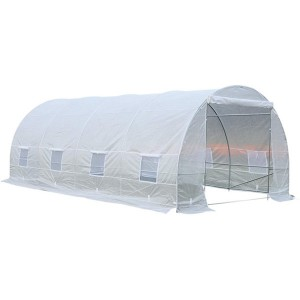 Bottom price Waterproof poly tunnel greenhouse - Plastic Tunnel Green House For Agriculture 6x3x2m – WINSOM