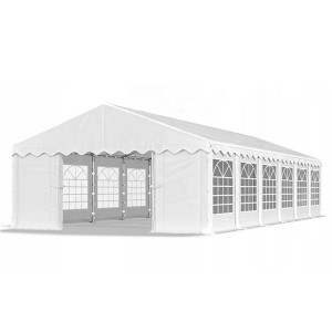 Manufactur standard Large Party Tent - 6x12m Heavy Duty PVC Wedding Party Tent With Fire Retardant – WINSOM