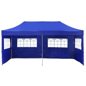 Supply 10×10 Folding Canopy - Outdoor Folding Gazebo With Sidewalls 3x6m – WINSOM