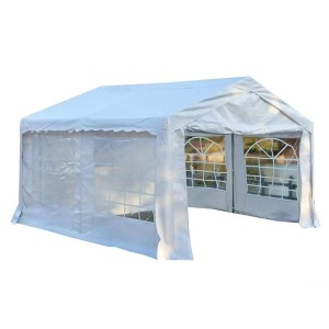Factory Free sample White Event Tent - Outdoor PVC Party Tent 4x4m – WINSOM