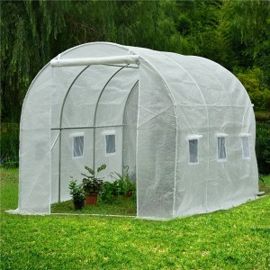 Cheap PriceList for PE grid film tunnel greenhouse – Tunnel Greenhouse For Sale 10′x7′x7′ – WINSOM