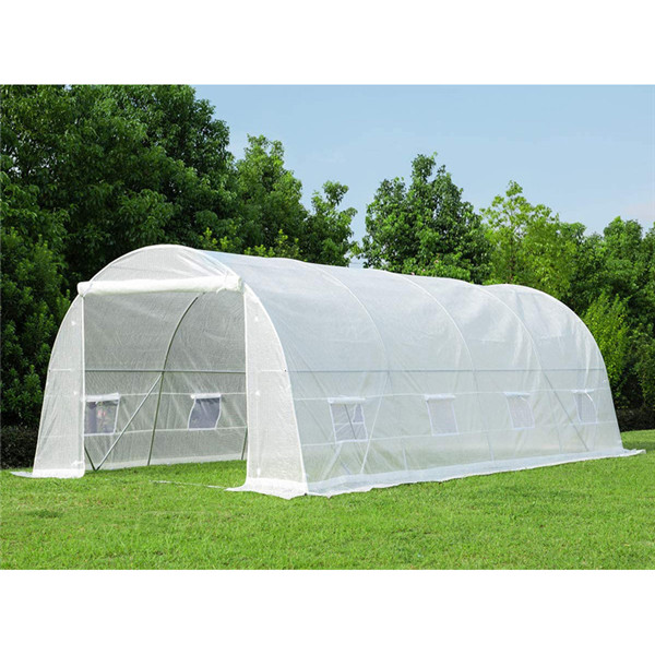 Factory wholesale Outdoor plastic tunnel greenhouse for sale - Plastic Tunnel Green House For Agriculture 6x3x2m – WINSOM