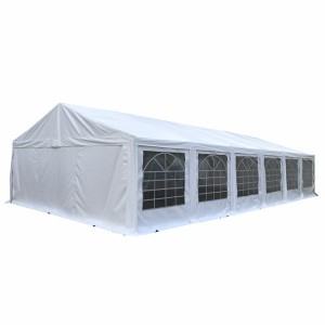 Top Grade 100 People Party Tent with Ground Bars 6x12m