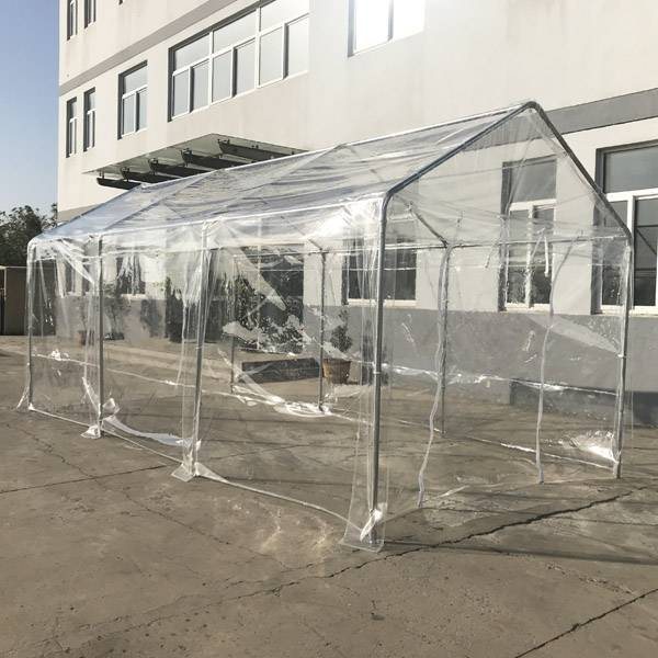 Multifunctional Tent  PVC Film Transparent Party Tent 3x6m
