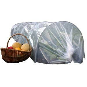 Cheap PE Film Tunnel Greenhouse Agriculture