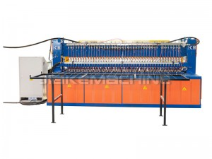 OEM Supply Welded Steel Fence Panels Machine - 358 Security Fence Welding Machine – Jiake