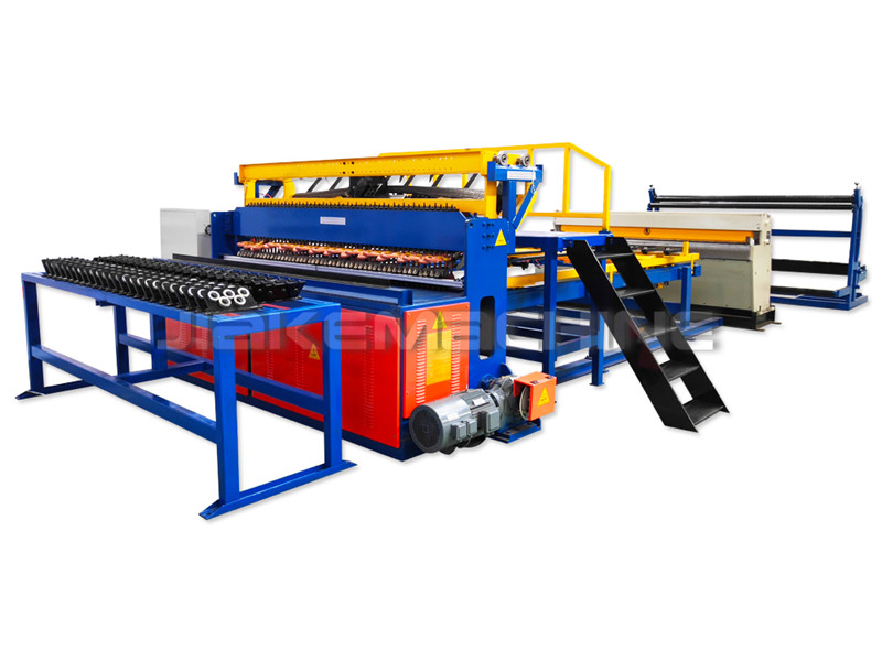 Factory Outlets Metal Wire Mesh Panels Machine - Roll Mesh Welded Machine – Jiake