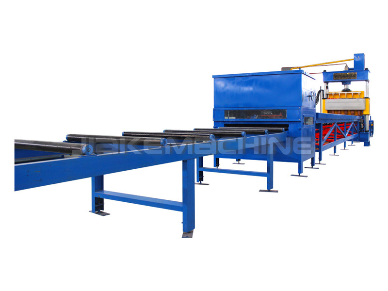 OEM manufacturer Welded Steel Grating Machine - Steel Grating Machine – Jiake