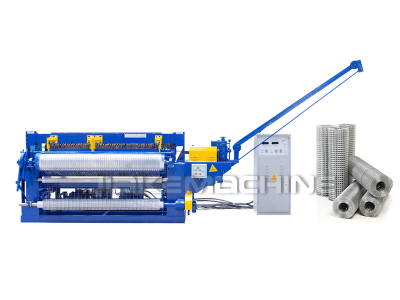 Fast delivery Stainless Steel Welded Wire Mesh Panels Machine - Welded Wire Mesh Machine – Jiake