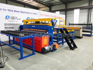 Roll Mesh Welded Machine