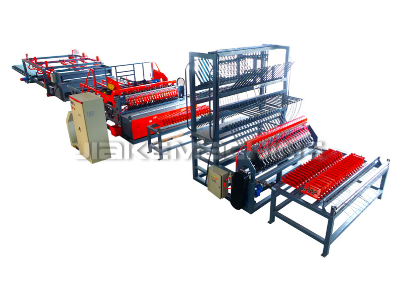 18 Years Factory Heavy Duty Wire Mesh Panels Machine - Panel Mesh Welding Machine – Jiake