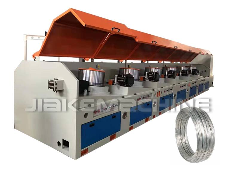 Straight line wire drawing machine Featured Image