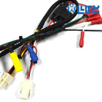 China Cheap price Connectors - New energy vehicle cable, 5557 car internal cable with ATS fuse cable – Olink