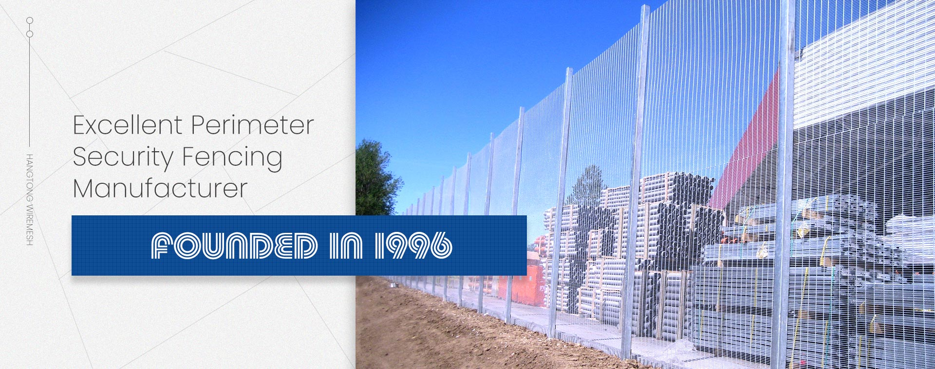 Excellent Perimeter  Security Fencing  Manufacturer
