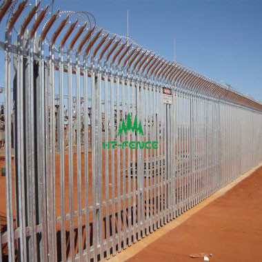 High Security Palisade Fence Featured Image