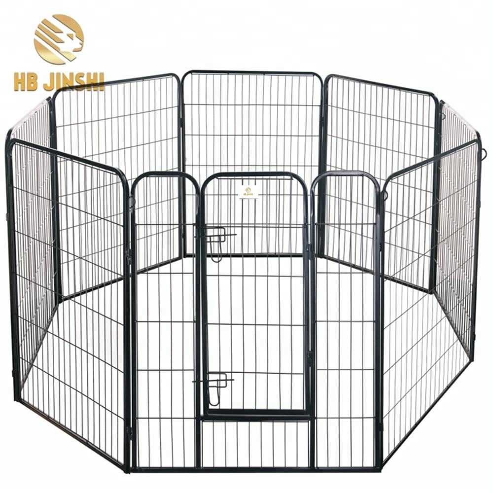 factory sales 60 cm x 60 cm panels Welded mesh Dog cage