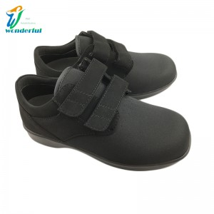 Double Belt Diabetic Shoes