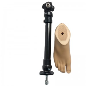 Leather Waist support Belt adjustable prosthetic and artificial limbs for amputees