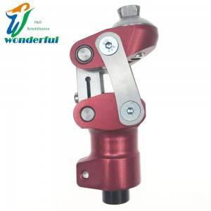 OEM Factory for Artificial Limb Company - Aluminum Four Bar Knee Joint for Children – Wonderfu
