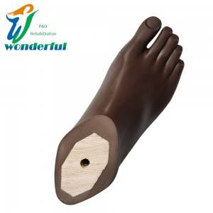 Hot Selling for Clear Hdpe Sheets - Brown sach foot – Wonderfu