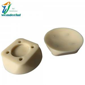 Factory wholesale Prosthetic Knee Joint - Children Plastic Inside Cup for AK Thermo Socket – Wonderfu