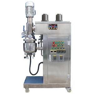 Wholesale Price China Mini Emulsifier Machine - Vacuum Emulsifying  Mixer – Innovate
