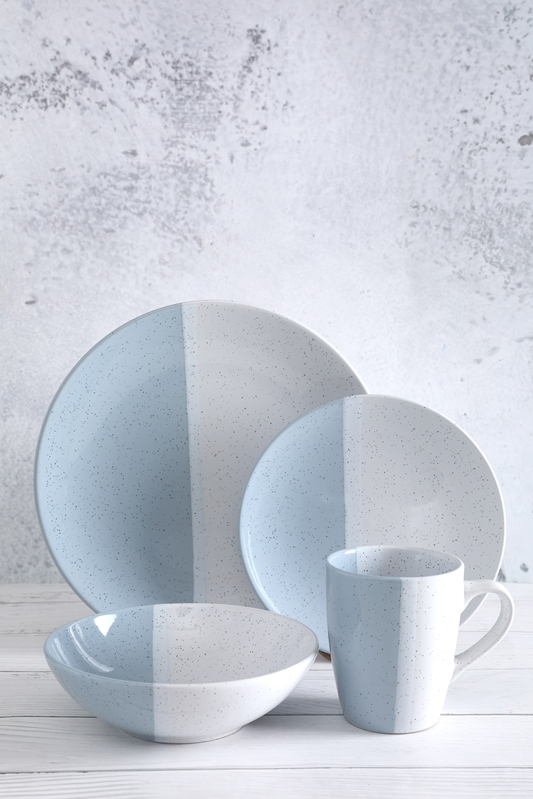 Special Price for Bone China Dinnerware Sets - Cross glaze ceramic tableware set – WELLWARES