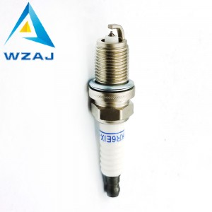 Reasonable price Spark Plug for Nissan - BKR6EIX-11 – AO-JUN