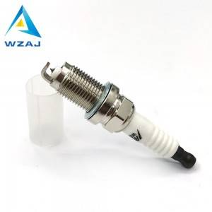 Professional Design Three Size Electrodes Spark Plug - WIZFR6KP – AO-JUN