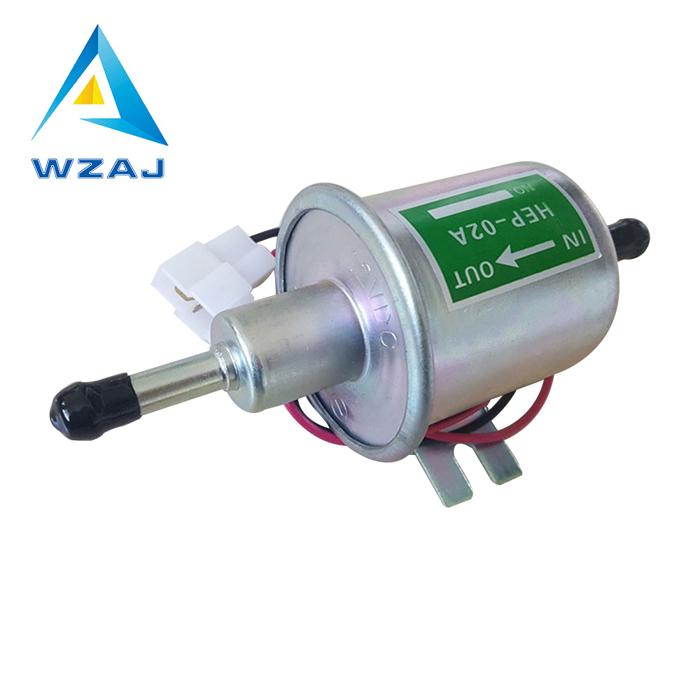 Factory selling Electric Diesel Fuel Transfer Pump - Fuel Pump HEP-02A – AO-JUN