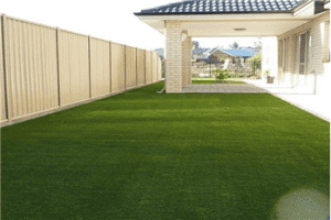 50mm C Shape soft landscape artificial lawn