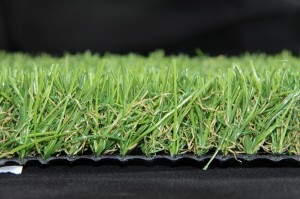 New Fashion Design for Rainbow Artificial Grass - 30mm C Shape soft grass – X-Nature