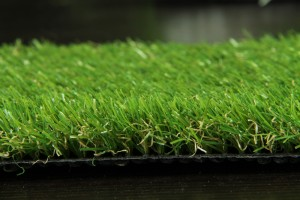Renewable Design for Artificial Grass On Decking - 25mm Classic Autumn Grass – X-Nature