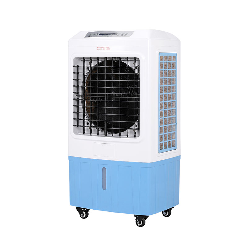 Best quality Evap Coolers Portable - XK-05SY small Portable room evaporative air cooler with ice Pack – XIKOO