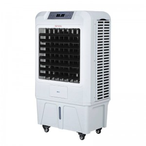 Special Design for Solar Air Cooler Dc - XK-06SY portable solar desert DC air cooling fan – XIKOO