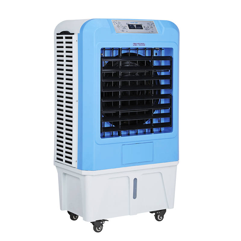 OEM/ODM China Solar Air Cooler - XK-06SY portable solar desert DC air cooling fan – XIKOO