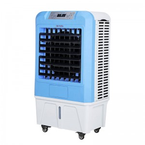 portable solar desert DC air cooling fan XK-06SY