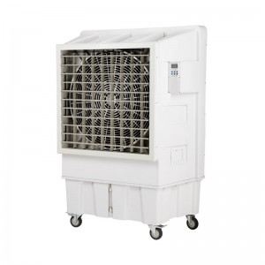 High definition Commercial Portable Cooler - XK-18/23SY 18000m3/h  23000m3/h big airflow portable industrial  water air cooler – XIKOO