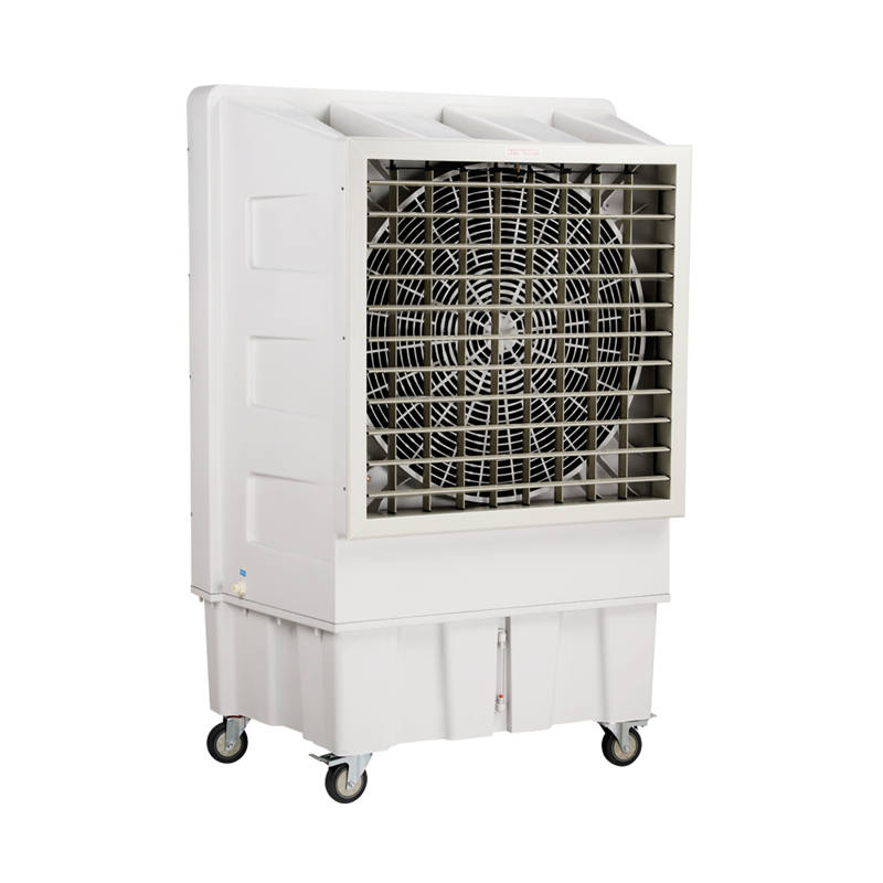 Factory wholesale Industrial Portable Evaporative Cooler - XK-18/23SY 18000m3/h  23000m3/h big airflow portable industrial  water air cooler – XIKOO