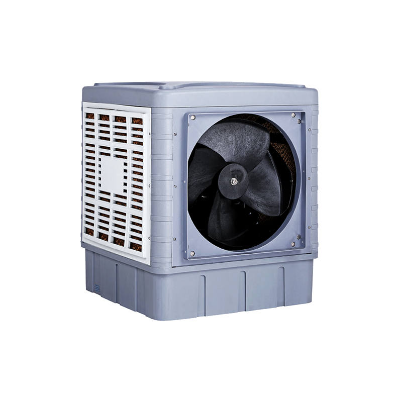 OEM Supply Solar Water Air Cooler - XK-25/40C Solar window 12/24v DC evaporative air cooler – XIKOO Featured Image