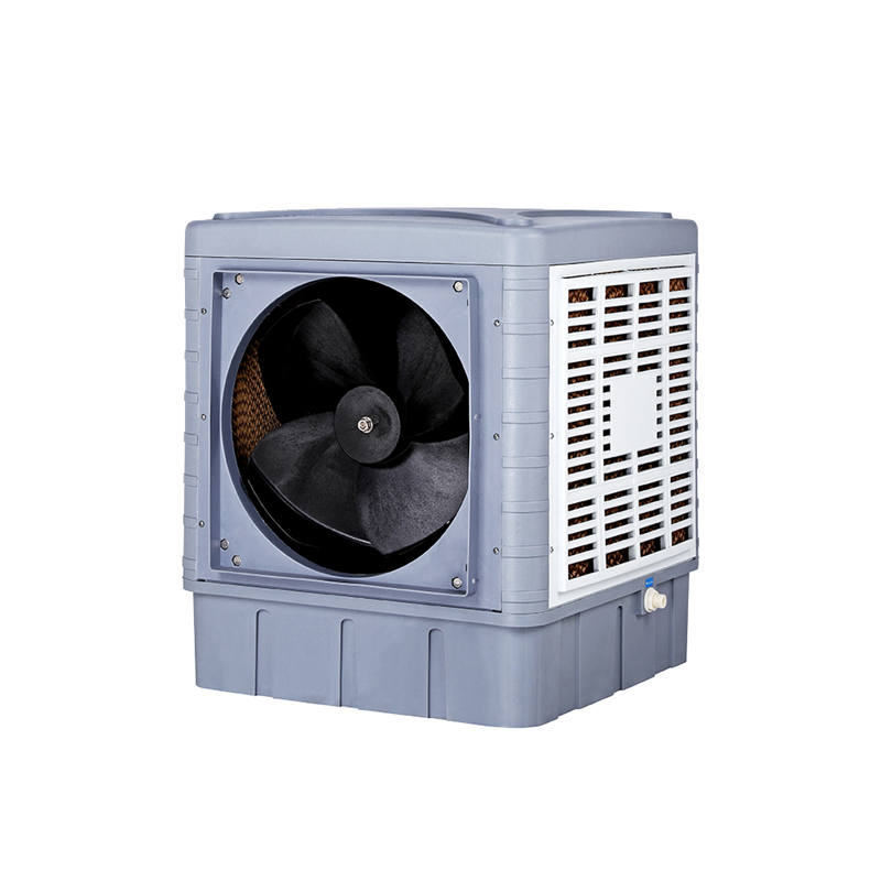 OEM Supply Solar Water Air Cooler - XK-25/40C Solar window 12/24v DC evaporative air cooler – XIKOO