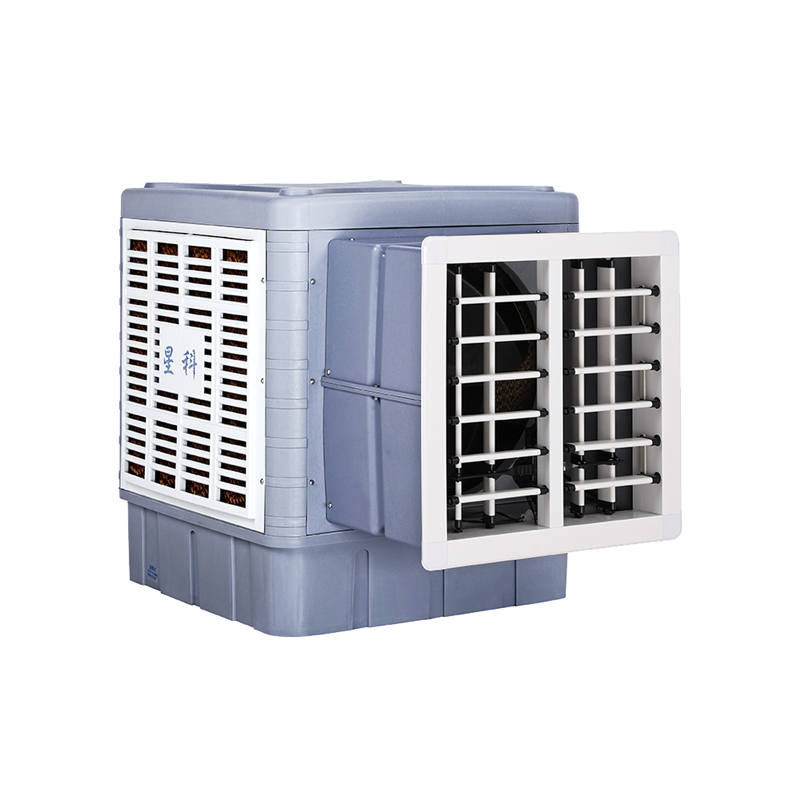 Manufacturer for Window Cooler - XK-60C Window wall mounted water air cooler – XIKOO Featured Image