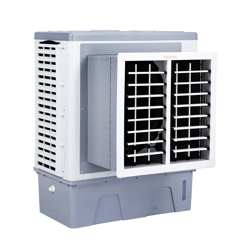 China wholesale Evaporative Air Cooler 450w - XK-75C Window desert evaporative air cooler fan – XIKOO Featured Image